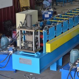 Double Raw Hoặc Three Raw Furring Channel Forming Machine Hiệu quả cao