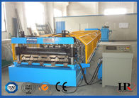 PLC Control Sheet Roll Forming Machine, Tường Panels Dòng Roll Forming Line